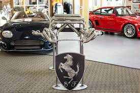ferrari wall art best exhaust fabspeed carbon fiber wall art ferrari fs fer cfsswa
