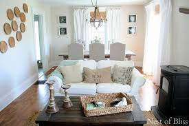 Coastal Living Dining Room Furniture Savvy Southern Style My Favorite Room Nest Of Bliss