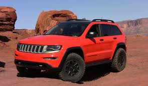 jeep trailhawk 2013 jeep grand cherokee trailhawk ii concept revealed youtube