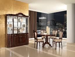 new pamela mahogany mcs classic dinings italy collections