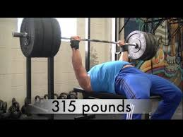 How Much To Bench 3 Bench Press Tips From The Strongest Man In The World Youtube