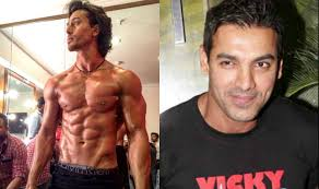 abraham john john abraham to collaborate with tiger shroff for a high voltage