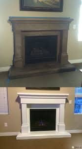 Fireplace Surround Ideas Best 10 Painted Stone Fireplace Ideas On Pinterest Painted Rock