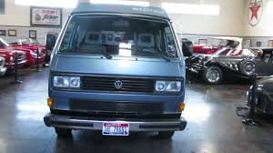 volkswagen vanagon 1987 1987 vw vanagon one owner sold sold sold at the sun valley auto