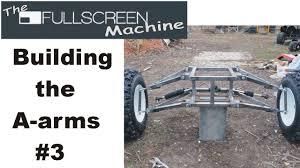 homemade truck go kart go kart building a arms 3 the fullscreen machine youtube