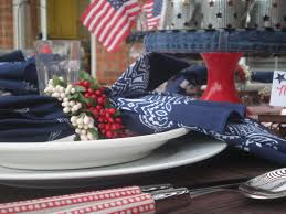 Fourth Of July Table Decoration Ideas 4th Of July Table Decor Ideas Rusty Accessories The Style Sisters