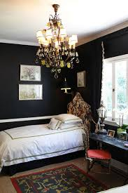 black walls in bedroom black walls ideas for your modern interiors 47 pictures