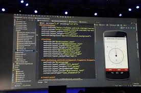 android stuido announces android studio a new dev environment for android