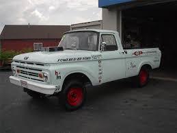 Old Ford Unibody Truck - bangshift com 1962 ford f 100