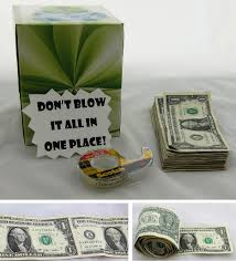 how punny are these 5 crafty ways to give cash gifts tissue