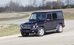 used mercedes g wagon 2013 mercedes benz g550 test u2013 review u2013 car and driver