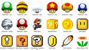 icone de bureau gratuit mario icons télécharger