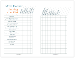 stay organized while moving with half size move planner printables