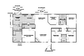 Floor Plans For Single Wide Mobile Homes clayton single wide mobile homes floor plans bedroom inspired