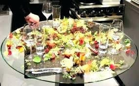 table haute cuisine alinea buffet cuisine alinea buffet cuisine alinea simple gallery of free