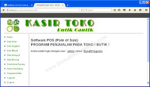 cara membuat halaman utama web dengan php contoh aplikasi penjualan berbasis web bunafit komputer