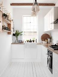 Small White Kitchens Designs Best 25 White Galley Kitchens Ideas On Pinterest Galley Kitchen