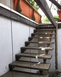 stair ideas exterior steel stair ideas stairs design design ideas
