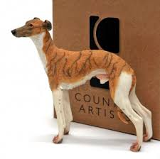 whippet ornament country artists whippet dogs yourpresents co uk