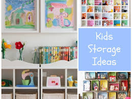 Diy Toy Storage Ideas Furniture Kids Room Kids39 Storage And Organization Ideas