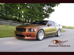 stare at your own risk maaco u0027s medusa mustang autoblog