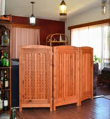 Privacy Screens by Privacy Screen Wood Living Room Furniture Forever Redwood