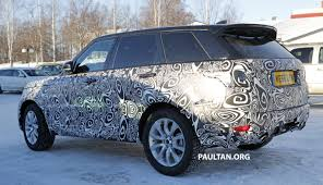electric land rover 2018 range rover sport set to receive 2 0l ingenium petrol engines