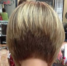back view of wedge haircut 20 best stacked layered bob bob hairstyles 2017 short