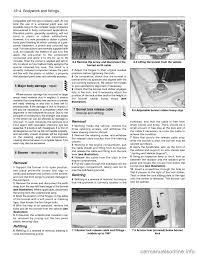 ford sierra 1989 2 g bodywork and fittings workshop manual