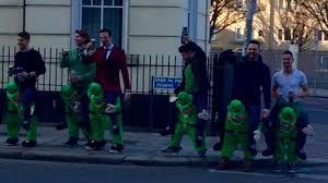 st patrick u0027s day in dublin drunk leprechauns sure but no green