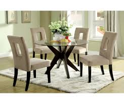 uncategorized dining room pedestal table stunning black round