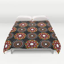 Unique Duvet Covers Queen African Bedding African Art Design Duvet Cover Unique Bedding