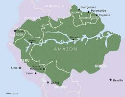 south america map rainforest cruises rainforest lodges south america travel centre