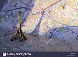 France On A Map by Paris On Map Stock Photos U0026 Paris On Map Stock Images Alamy