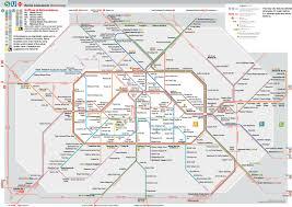Urban Map Berliner Subway Map In Denglish Freundeskreis Street Art Berlin