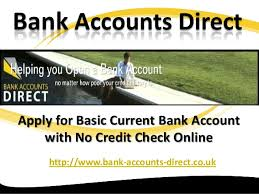 http www current apply for basic current bank account with no credit check online