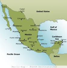 map of mexico resorts mexico all inclusive resorts