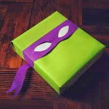tmnt wrapping paper 46 best envolturas images on gifts wrapping ideas and