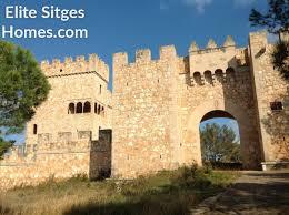 Castle For Sale by Castle For Sale In Spain Tarragona Elite Sitges Homes Com