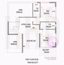 Floor Plans Of Homes This House Can Be Built In 5 Cents Of Land Kerala Home Design