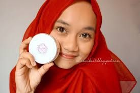Bedak Skin Malaysia review syalaa bb cushion pore silky balm malaysia s