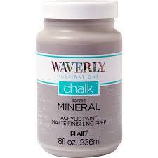 waverly inspirations chalk paint mineral 8 oz walmart com