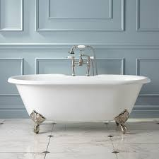 Restoration Hardware Bathroom Fixtures by Sanford Cast Iron Clawfoot Tub Imperial Feet Cast Iron Tubs