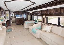 Motorhome Custom Interiors Roaming Times Rv News And Overviews