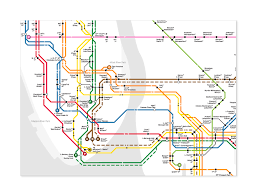 Nyc City Subway Map by New York City Subway Map