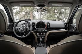 Interior Mini Cooper Countryman First Drive 2017 Mini Countryman Ny Daily News