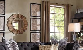 Livingroom Curtains 4 Easy Steps To Measuring For Curtains Overstock Com
