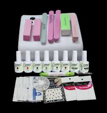 gelish nail art kit top reviewed nail gel foil nail art kit