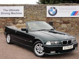 bmw e36 3 series used 1999 bmw e36 3 series 91 99 328i conv for sale in scotland