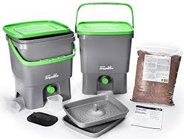 composteur cuisine cuisine maison poubelles à compost découvrir des offres en
